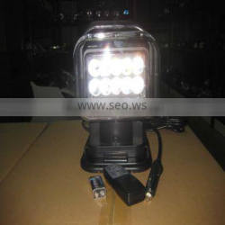 Rainbow Blue LED Driving Light Remote Control With 11 Years Gold Supplier In Alibaba (XT2009C)
