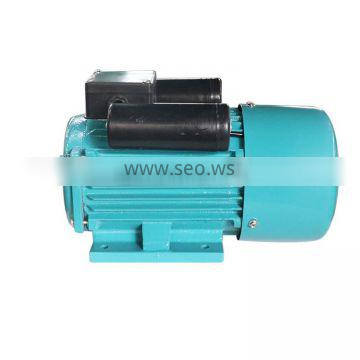 capacitor start 750w 1hp single phase induction motor specification