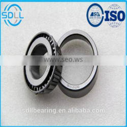 Newest manufacture size tapered roller bearing33205