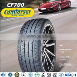 Comforser Car Tires 245/45R19 China Tyre Factory