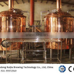 Ruijia 10bbl beer brewery equipment electric kettle kettle