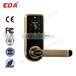 Zinc Alloy Electronic RFID Card Digital Door Lock