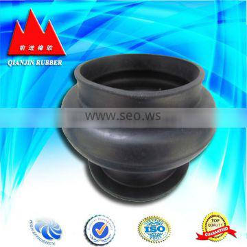 45 degree custom size 4 ply bending silicone rubber pipe
