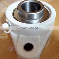 Alibaba Gold Supplier White black blue plastic bearing housing for fitment machinery