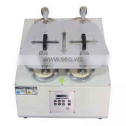 ISO 12947 Fabric Abrasion Test 4/6/8 Working Position Martindale Abrasion Tester Price