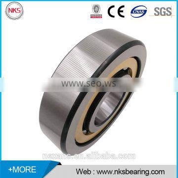 auto engine hot sale excavator swing bearing 30*90*23mm NU406 Cylindrical roller bearing