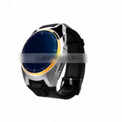 Android smart watch with GPS tracker/heart rate monitor