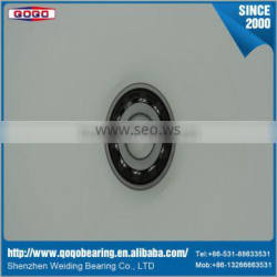 High temperature resistance ball bearing and angular contact ball bearing 7217 BECBM