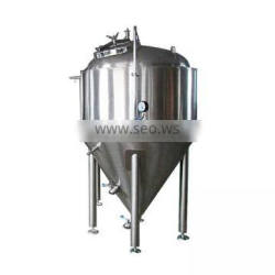 stainless steel dry hop port biogas 20hl 150l conical fermentation tank