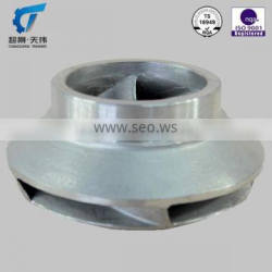 stainless steel 316 casting pump impellers