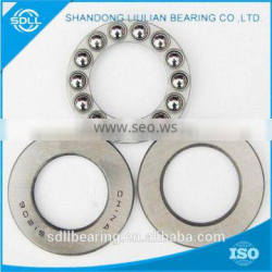 New style best selling precision high thrust ball bearings 51204