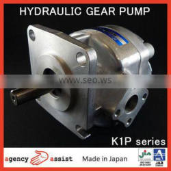 Japanese gear types of hydraulic pumps for wide range of machinery