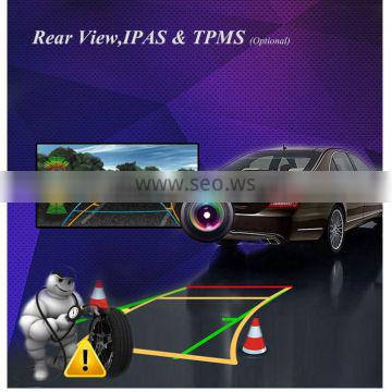 Smart Car GPS Navigation with canbus Rearview camera for Universal Toyota Volkswagen cars