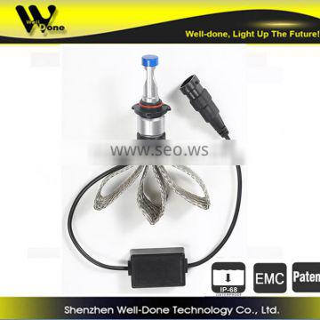 IP68 28w h4 h7 h11 led custom motorcycle headlight