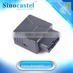 Highly Integrated SIM Card GPS Tracker with OBD ii