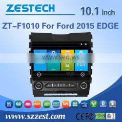 car dvd player for FORD 2015 EDGE car dvd player with gps 3G RDS touch screen 2 din ZT-F1010