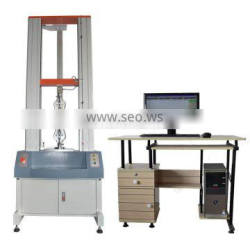 Sale of Servo Controller Tensile Testing machine suitable for all kinds of metals rubber and plastics leather wire cable