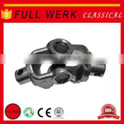 Precise casting FULL WERK steering joint and shaft steering wheel cover making machine from Hangzhou China supplier