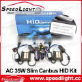 New Arrival 100% DSP and Smart Canbus IC Chip AC 35W 55W HID Kit