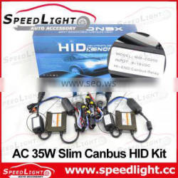 Top Selling and High Quality AC 12V 35W 55W HID Canbus Ballast Kit