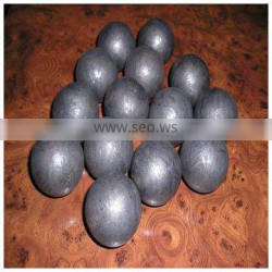 120mm casting iron ball for power plant chemical plant
