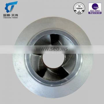 China water pump impeller for USA impeller parts