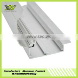 6063 Aluminum frame profile for advertising slim light box