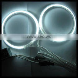 ccfl led angel eyes for vw golf 4/toyota wish/ford mondeo angel eyes 90mm led halo ring