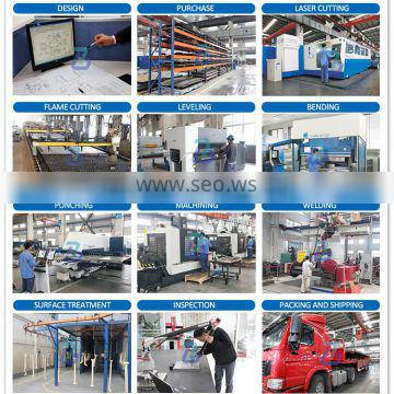 Sheet metal cutting and bending fabrication