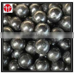 40mm casting iron ball for power plant chemical plant