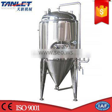 Stainless steel pharmaceutical herbs beverage beer fermenting tank
