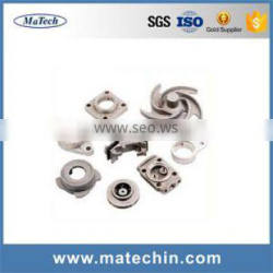ISO9001 Oem Service High Precisely Green Sand Casting Process