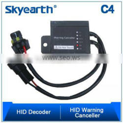 HID xenon kit Silver HID CAN BUS Decoding 35W