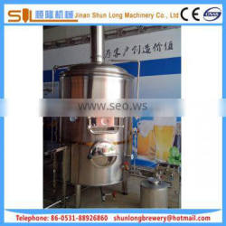 standard or customized 500l brew system, quality craft beer brewery equipment