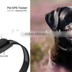 Mini GPS Tracker Locator with google map For kid Pets Dogs gps gsm alarm gps tracker