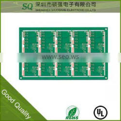 2016 pcb with china golden supplier for power converter pcb