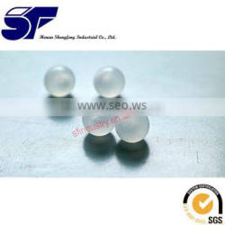 small clear solid plastic balls