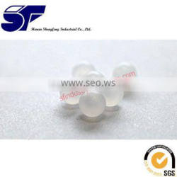 Solid PTFE plastic ball 14mm
