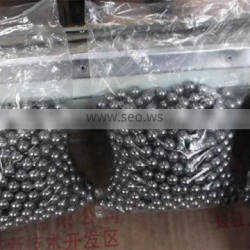 AISI 1075(C75) carbon steel ball stainless steel ball 7.1438mm for bearing
