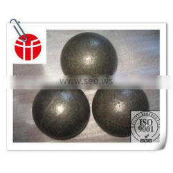 55MMCasting iron ball for steel mill plant chemical plant