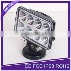 IP68 waterproof led works lamp