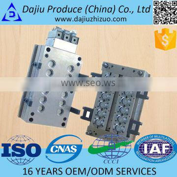 OEM and ODM according to drawings rubber and plastic injection molding