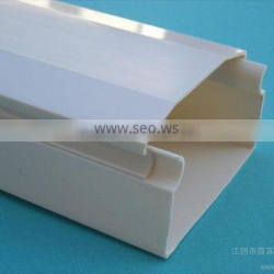 China manufacture plastic pvc profiles for windows and doors