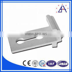 Customized Anodized Aluminum Parts from China Top 10 Manufacturer
