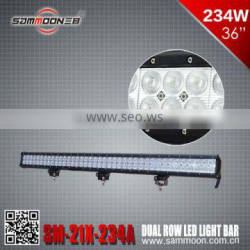 "USA CREE Dual Row LED Light Bar 10"" 20"" 30"" 40"" 50"" atv suv original factory price"