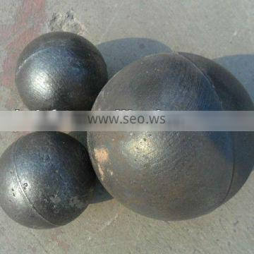 25mmCasting iron ball for processing plant chemical plant