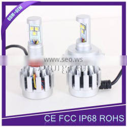 6000K-7000K headlight DC 12V car led headlight