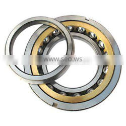 four point angular contact ball bearing QJF1084MB for electric generator