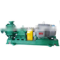Fluorine plastic electric end suction high flow chemical pump