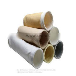 PTFE membrane aramid nomex dust filter bag for air filtration